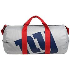 NFL NEW YORK GIANTS VESSEL BARREL DUFFLE GYM BAG NEW 2017 STYLE TRAVEL LUGGAGE