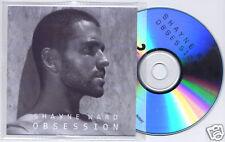 SHAYNE WARD Obsession 2011 UK 1-trk promo test CD