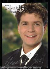 Claudio de Bartolo mío top ak 90er años original firmado +14660 + 30605
