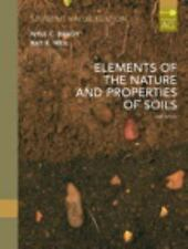 Elements of Nature and Properties of Soil, Student Value Edition by Raymond...