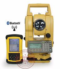 Topcon Gts 255w Surveying Total Station Survey Protrimblesokkianikonleica