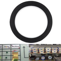 66m x 3mmSelf Adhesive Whiteboard Grid Gridding Marking Tape Non Magnetic Black