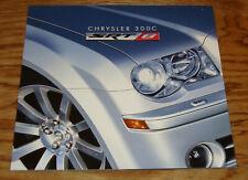 Original 2006 Chrysler 300C SRT8 Foldout Sales Brochure 06
