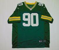 Nike On Field Men 48 Green Bay Packers  Sewn Jersey BJ Raji NFL Players #90