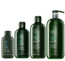 Paul Mitchell Tea Tree Special Shampoo 2.5, 10.14, 16.9, 33.8 oz or Liter Duo