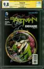 Batman 38 CGC 3XSS 9.8 Snyder Capullo Kubert Killing Joke story cover Variant 15