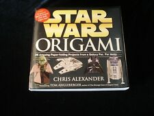 Star Wars ORAGAMI paperback book 36 Amazing Projects