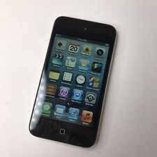 Apple iPod A1367 Touch 4th Generation 8 GB Black Music Camera Photos
