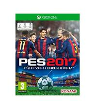 Pes 2017 Xbox One Pro Evolution Soccer Xboxone Konami