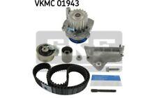 SKF Bomba de agua + kit correa distribución para VW GOLF AUDI A6 VKMC 01943