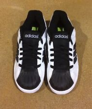 Adidas El Segundo K Size 3 US Kids Youth Shell Toe Shoes Sneakers