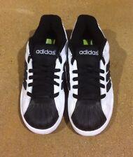 Adidas El Segundo K Size 3 US Kids Youth Shell Toe Shoes Sneakers