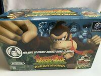 Nintendo Game Cube Donkey Kong Jungle Beat Bongos Controller Included JAPAN