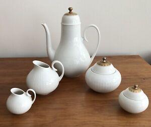 Rosenthal ROMANCE Coffee Tea Set Quatre Couleurs Bjorn Wiinblad Studio-Line