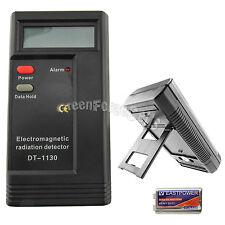 Electromagnetic Radiation Detector Digital LCD Meter Dosimeter Tester w/ Battery