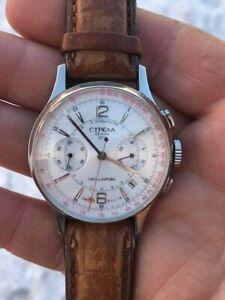 Poljot Strela Chronograph Space Watch Boxed