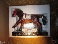 Seabiscuit 1938 Horse Racing Bobble Head Bobblehead Bank New
