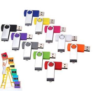 wholesale/lot/bulk ( 10 pack ) usb 2.0 flash drive memory stick thumb key u disk