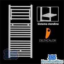 3S SCALDASALVIETTE ECO STYLO DELTACALOR 110x50 cm CALORIFERO BAGNO STENDINO New