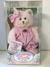 Fisher Price Briarberry Collection 1999 Sarahberry Bear In Original Box