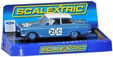 1:32 Scalextric - 1964 Bathurst Ford Cortina GT - Ian & Leo Geoghegan(C3530)