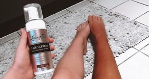 100% Authentic Loving Tan 2hr Express Self Tan Mousse in Dark New