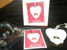 1 Our Christmas 2005 Hallmark Ornament *Free S/H when u buy 6 items from me