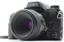 *N Mint* Minolta Maxxum Alpha 7 α-7 a-7 SLR Camera w/ 50mm F2.8 Lens From JAPAN