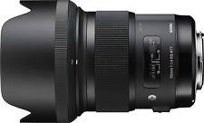 SIGMA 50mm f1, 4 DG HSM obiettivo tipo 77mm filtro filetto Canon Obiettivo baionetta