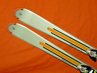 Salomon SES SnowTrip Beginner/Int SKIS & BINDINGS 165cm THINK SNOW L3 ✱✻✼
