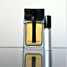 DIOR HOMME INTENSE EDP - 5ml Aluminum Travel Atomizer SAMPLE