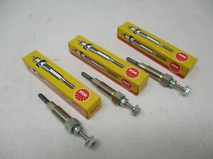 3 Toro 99-9630 Glow Plug's Diesel Daihatsu Briggs & Stratton 821308 NGK Upgrade