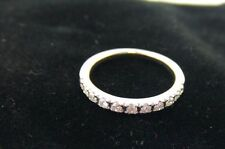 Wedding Ring Band Classic 14k White Gold Diamond Engagement and Anniversary Ring