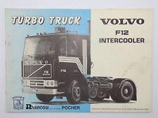 Pocher 1:8 Bauanleitung Volvo Intercooler F12 K79 neu