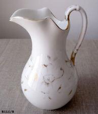 Pichet ancien en porcelaine vieux Paris - 19ème