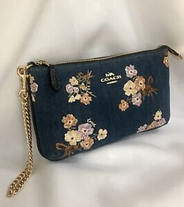 Coach Wristlet Wallet Handbag Purse