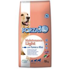 Forza 10 Adult Maintenance Light Tonno e Riso 15 kg Per Cani