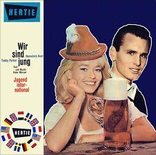 "7"" Teddy Parker & Hannelore Auer siamo giovani Hertie gioventù International 1962"