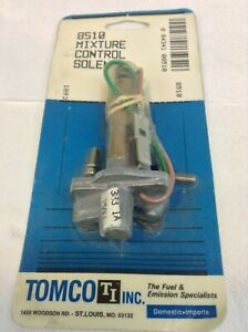 Mixture Control Solenoid 1981-1987 Chrysler Dodge Plymouth 3.7L Holley 1 BBL