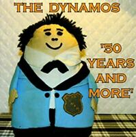 The Dynamos - 50 Years And More CD Album Manson Grant Best Of Greatest Hits