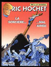 RIC HOCHET 63  LA SORCIERE... ...MAL AIMEE   TIBET   EO