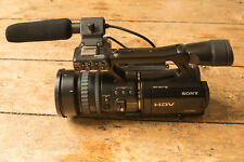 Sony HVR-V1E Camcorder - HD video  excellent working condition with free tape
