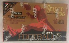 1996 Score Select Football Factory Sealed Hobby Box