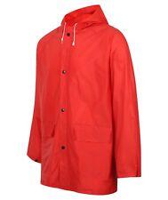 Lightweight Rain Coat Jacket Mac Resistant Festival Camping Hiking Hooded Cape