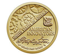 🇺🇸 US 1 Dollar coin USA $1, American Innovation - Introductory Coin, UNC, 2019