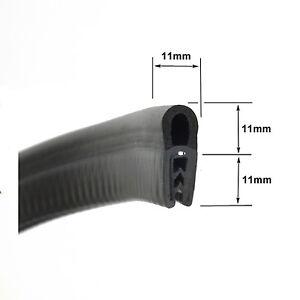 Car BOOT SEAL - Rubber EDGE TRIM Door Bonnet