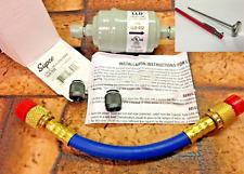 Refrigerant Recovery Unit Appion Robiniar Jb Yellow Jacket Pre Filter Kit