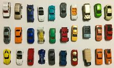 Lot Of 30 Toy Cars Maisto Hot Wheels Rare Used Japan China Christmas Gift # 06