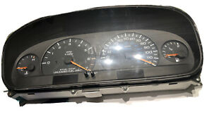1997-2000 Dodge Caravan Plymouth Voyager Instrument Cluster Tacho RED PLUG