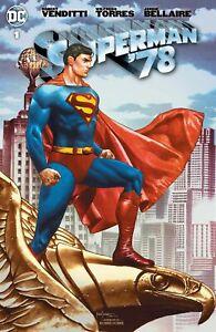 Superman '78 #1 Mico Suayan Exclusives